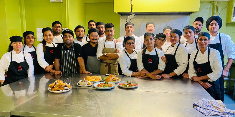 SIT40516 Certificate IV in Commercial Cookery